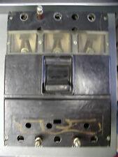 Westinghouse 400 Amp 3 Pole 600V De-Ion Circuit Breaker Style 314C640G32