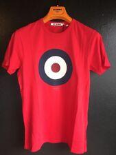 Ben Sherman Target T-shirt, Red, S