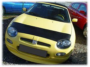 CAR HOOD BONNET BRA fit Rover/MG MG F  NOSE FRONT END MASK BRA DE CAPOT