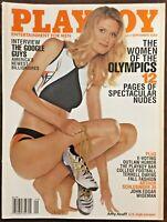 Vintage September 2004 Playboy Magazine Women of the Olympics - Google Guys