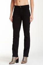 NYDJ 5501 Womens Black Sheri Embellished Skinny Jeans Size 2/36