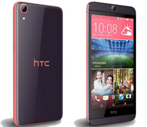 "HTC DESIRE 826 2gb 6gb Octa-Core Dual Sim 13mp Led Flash 5.5"" Android Smartphone"