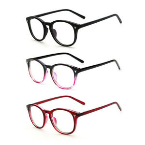 Fashion Myopia Glasses Plastic Frame Short Sighted Lens -1.00 -1.50 to -6.00