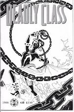 Deadly Class 28 Spawn Tribute Sketch Cover