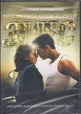 SEALED - Tres Metro Sobre El Cielo DVD NEW Mario Casas SHIPS NOW !