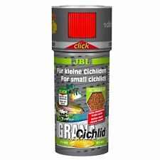 JBL granacichlid (Click ) 250ml - Staple Granules for Cichlids Granulate