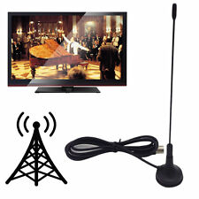 Digital 5DBi DVB-T TV Antenna Freeview Aerial HDTV Strong Signal Booster NMBF