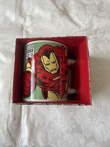 Marvel Comics Iron Man Mug