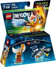 LEGO 71232 DIMENSIONS Eris Fun Pack - Brand New Free Shipping
