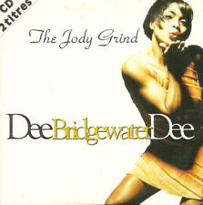 DEE DEE BRIDGEWATER - THE JODY GRIND - CD SINGLE CARDSLEEVE 2 TITRES 1995