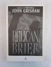 John Grisham THE PELICAN BRIEF 1992 Doubleday, NY UNCORRECTED PROOF