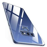 Samsung Galaxy Note 9 Hülle Schutzhülle Durchsichtig Slim Fit Case Transparent