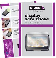 3x NavGear TourMate N4 Schutzfolie klar Displayschutzfolie Folie Display Schutz