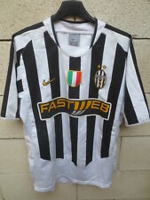 Maillot JUVENTUS TURIN Nike maglia calcio JUVE shirt S