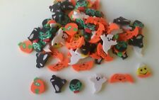 20 spooky Halloween Erasers ~ Novelty Vending Toys Party Favours Lucky Dips