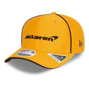 McLaren F1 New Era 9Fifty Team Replica Cap | Papaya | Adult  | M/L | 2021