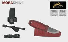Nóż Morakniv Eldris Neck Knife Stainless Steel Czerwony (ID 12630)
