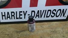 Harley NEW NOS 98601DRQ Touch-Up Paint 1/2 Fl. Oz. TYPOON MAROON BURGUNDY FATTY