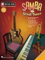 Jazz Play-Along: Samba: Volume 147 by Hal Leonard Corporation (Mixed media...