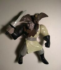 McDonalds Happy Meal 1998 Disney Mulan Shan-Yu Villain #4 Action Figure