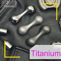 1PC Cool Titanium alloy CNA EDC Hand Spinner Fingertip Gyroscope Gaorun bearing