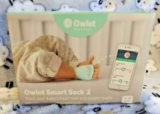 Owlet Smart Sock 2 Baby Monitor (No Sensor)