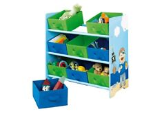 Kids' Storage Shelves (60 X 65 X 30 Cm) Blue Pirates LIVARNO