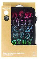 Belkin Tanamachi Sleeve for iPad Mini 4/3/2/1 Graphic Design Zippered Nylon B1