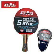 Table Tennis Sports Play Racquet / Bat- 5 Star