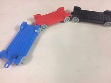 train voiture + remorque LEGO  fabuland  (B1)