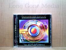 Valentine Wheels by Tangerine Dream (CD, 1998, TDI Music)
