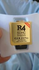 R4 gold pro gialla 2020 R4iSDHC NEW NINTENDO 2DS XL 2DS 3DS DSi XL DS