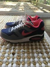 Nike Air Max Navigate Shoes - Womens Sz8- Pink Purple Athletic Sneakers - 454249