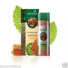 Biotique BIO HONEY WATER TONER WITH HIMALAYAN WATER 120ml All Skin Types