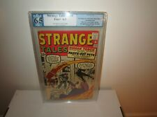 Strange Tales #104 PGX 6.5 (F+) 1963 1st Appearance of Paste Pot Pete