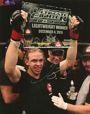 JONATHAN BROOKINS SIGNED 8x10 PHOTO PROOF COA AUTOGRAPHED ULTIMATE FIGHTER UFC