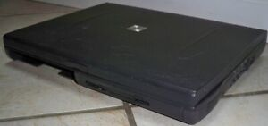 Vintage Dell Latitude Model PPX Pentium III Laptop Notebook - AS IS for PARTS