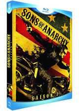 Coffret blu ray Sons of Anarchy - Saison 2 (12 épisodes)