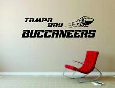 Tampa Bay Buccaneers Wall Mural Vinyl Decal Sticker Decor NFL Football Rugby