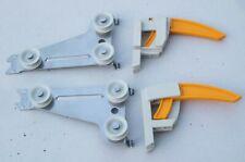 Miele Dishwasher Parts - Roller rack slide assembly L&R Part No: 0602555 (G4210)