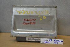 2002 Ford Explorer Engine Computer AT Unit ECU 1L2F12A650AGL Module 07 10C2