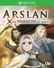 Jeu XBOX ONE ARSLAN THE WARRIORS OF LEGEND