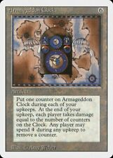 Armageddon Clock Revised NM Artifact Rare MAGIC THE GATHERING CARD ABUGames