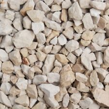 Cotswold Limestone Decorative Stone Chippings 875 Kg Driveway Chippings 20mm