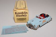 -- BROOKLIN BRK 45X 1948 BUICK ROADMASTER BARBARA ANNE SCOTT C.T.C.S. 1993 MIB
