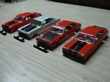 Scalextric -1/32 slot car bodies - NEW