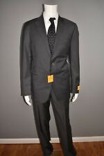 HICKEY FREEMAN NEW $1495 Classic B Fit Loro Piana Wool Suit Men's 42 Long