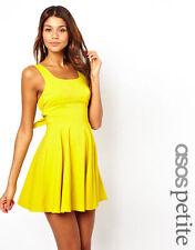 ASOS Scoop Neck Skater Patternless Dresses for Women
