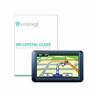 """5"""" Inch Sat Nav / GPS / Media Player Invisible Clear Screen Protector - 3 Pack"""