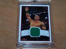 Topps WWE 2012 Trading Card John Cena Authentic Shirt Relic